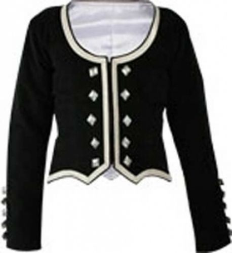 BLACK-COTTON-VELVET-JACKET