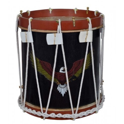 Civil-War-Drum-with-Eagle
