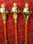 Drum-Major-Maces