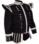 Black-Highland-Doublet-Silver-Piping-and-Thistle-Buttons